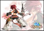 Elsword Rune Knight by tew-tew