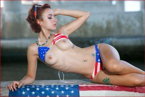 America the Beautiful  12 by DPAdoc