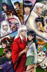 Inuyasha by TyrineCarver