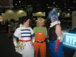 MayMCMExpo2011: Beyblade by MammaCarnage