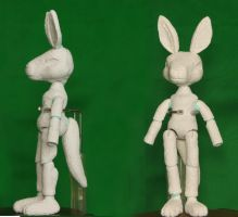 Kangaroo BJD: Process 75% completed by moon-lightning