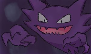 Haunter by BlackStarPavel