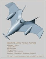 Miniature Aerial Vehicle by Aerythes
