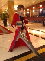 Auron rule 63 Katsucon 19 by Brainiac1