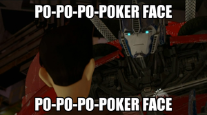 Poker face OO by TFP-Starfall