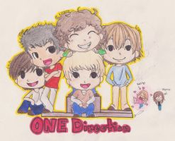 One Direction by ARSugarPie