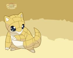 Shrew the Sandshrew by Mysticom