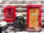 Shelter From the Cold by GlassHouse-1