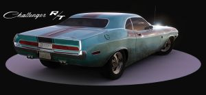 Dodge challenger RT V3 by CubicalMember