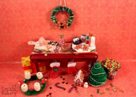 Miniature Christmas 2013 (5/5) by EmisBakery