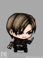 Leon Kennedy by squall95
