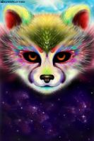 galaxy watcher by wolvesunleashed
