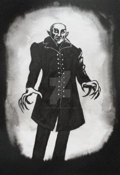 Nosferatu by Egregiousness
