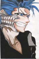 grimmjow by suzychan