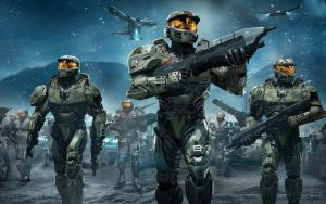 halo wars UNSC spartans by HEMPY117