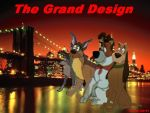 The Grand Design Cover cut v. by vuk-91