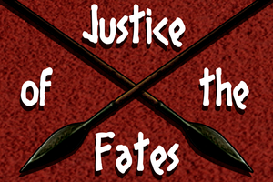 Justice of the Fates Cover by Ommin202
