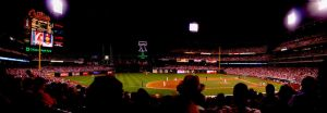 Citizen bank park panarama by XguitarrockX
