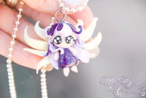 Kawaii Pixie Charm, Viola Grape by IvrinielsArtNCosplay