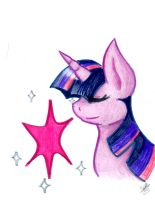 Twilight Sparkle by The-stray-cat