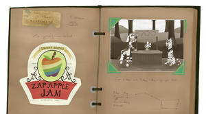 Request: The Private Scrapbook by Frostspear