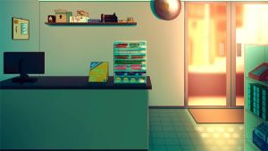 BCM: Convenience Store by Auro-Cyanide