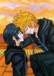 Roxas x Xion: I'm with you by dagga19