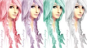 WIGS by Archaical