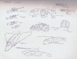 UERAF Weapon Concepts 2 by NewLegend1