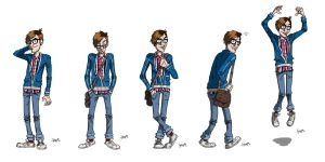 Cool guy by stayte-of-the-art