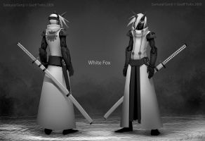 White Fox - turnaround by dinmoney