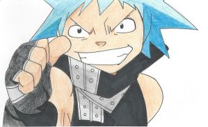 Black Star by bleepbloop559