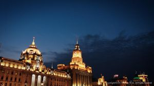 The Bund - All that ture Shanghai XXIII by longbow