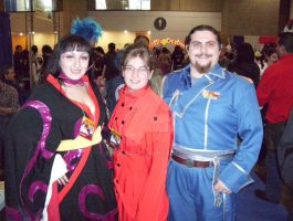 NYC Anime Festival 7 by knight28