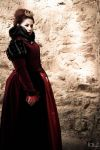 Queen of Hearts_III by LeChatNoirCreations