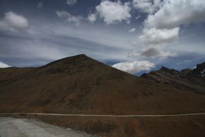 brown mountains by rjk013