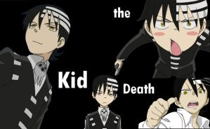Death_the_kid by musugi