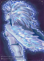 Of the Wind ACEO by shidonii