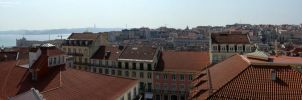 Lisbon Panorama by NorthernLand