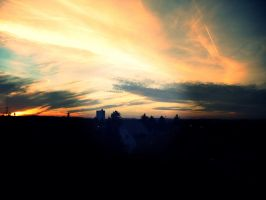 Impressions of Sundown VII by little-one-girl