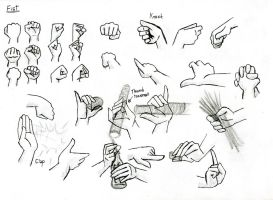 Hand references 01 by rod-roesler