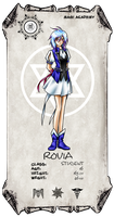 [MAGI] Rovia: New CS by Wind1006