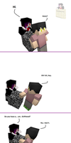 Trying to ask out guys... by Teethdude