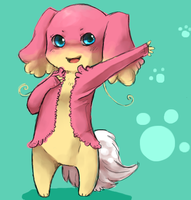 Audino by Melonenbrot