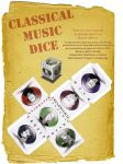 Classic Music Dice by Shinaig