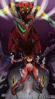 Asuka The Beast by YuedongDavid