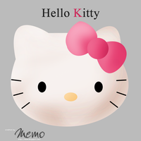 Hello Kitty by Memo-Toma