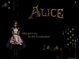 American McGee - Alice Desktop by IrishEyes2490