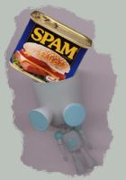 gir lubs his spam by insanespamking