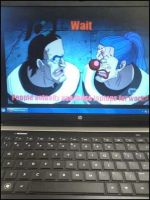 What I Did To A School Laptop by Screwed-In-The-Head